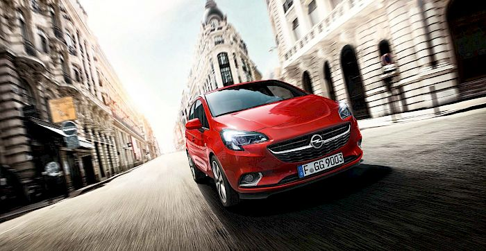 "Opel Corsa ""Run-Out Sale"""